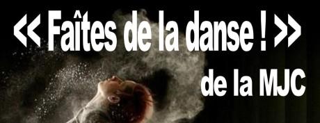 Affiche fete de la danse