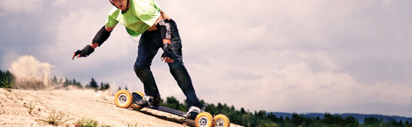 mountain-board