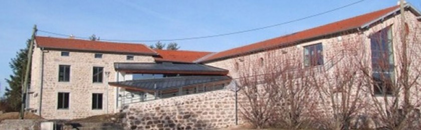Locaux de la Maison des Jeunes et de la Culture Le Monteil de Monistrol-sur-Loire
